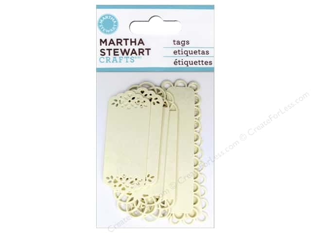 Martha Stewart Tag Doily Side Edge