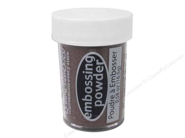 Stampendous Embossing Powder .60 oz. Detail Copper