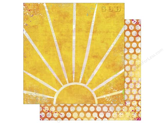 Bo Bunny 12 x 12 in. Paper Believe Radiance (25 sheets)