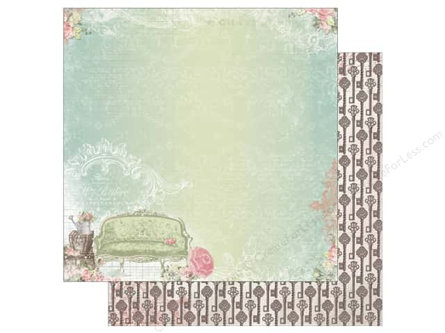 Bo Bunny 12 x 12 in. Paper Soiree Allure (25 sheets)