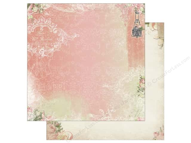 Bo Bunny 12 x 12 in. Paper Soiree Exquisite (25 sheets)