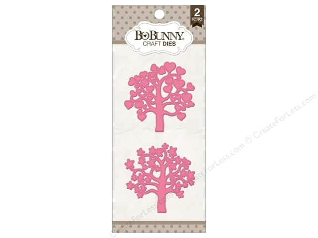 Bo Bunny Craft Dies 2 pc. Ornate Branch Out