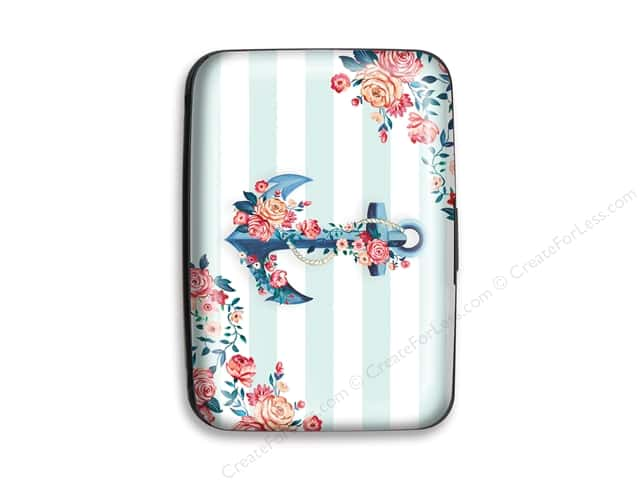 Lady Jayne Credit Card Case Seaside Blooms