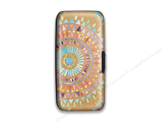 Lady Jayne Wallet Case Tribal Circle Geo