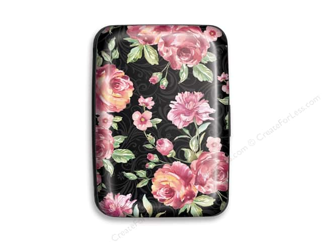Lady Jayne Credit Card Case Midnight Rose