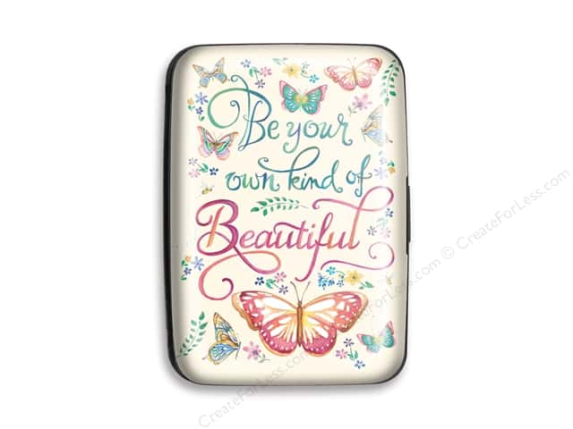 Lady Jayne Credit Card Case Beautiful Butterfly