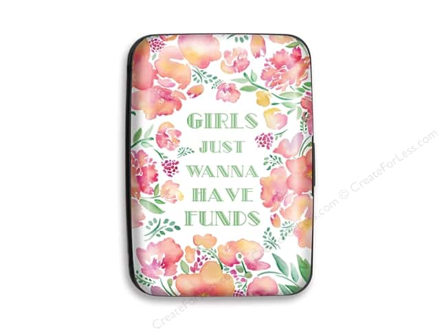 Lady Jayne Credit Card Case Funds Floral