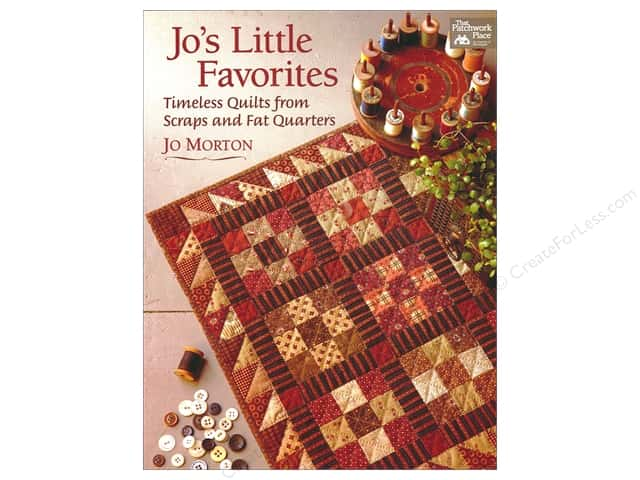 That Patchwork Place Jo's Little Favorites Book