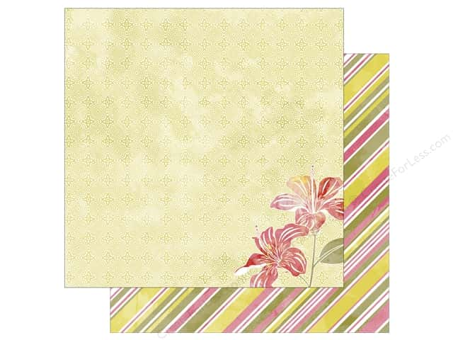 Authentique 12 x 12 in. Paper Utopia Rejuvenate (25 sheets)