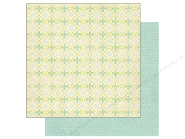 Authentique 12 x 12 in. Paper Springtime Five (25 sheets)
