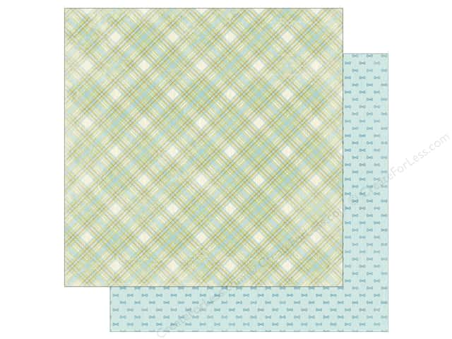 Authentique 12 x 12 in. Paper Cuddle Boy Five (25 sheets)