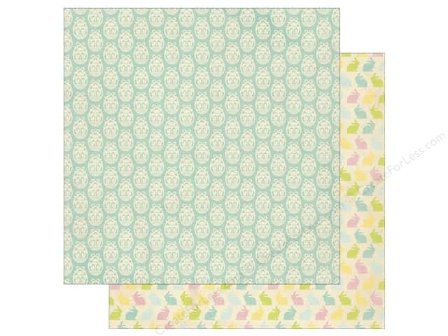 Authentique 12 x 12 in. Paper Springtime One (25 sheets)