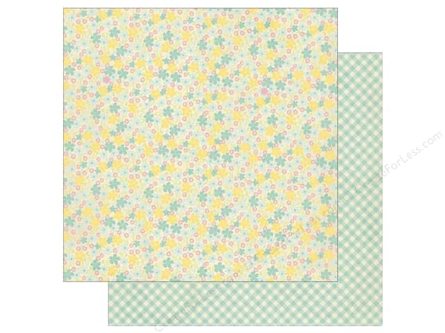 Authentique 12 x 12 in. Paper Springtime Three (25 sheets)