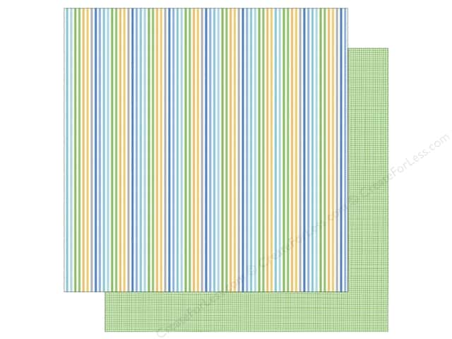 Doodlebug 12 x 12 in. Paper Anchors Aweigh 50 Knots (25 sheets)