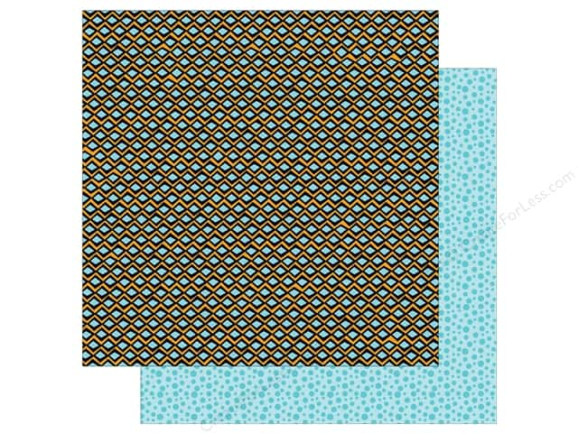 Bella Blvd 12 x 12 in. Paper Zoo Crew Snake Skin (25 sheets)