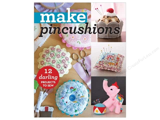 C&T Publishing Make Pincushions Book