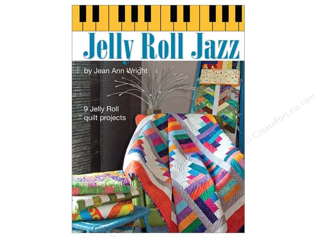 Landauer Jelly Roll Jazz Book