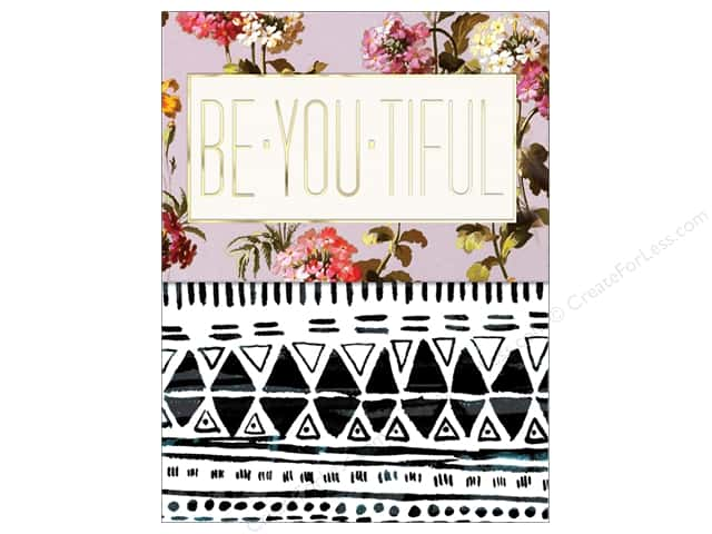Molly & Rex Pocket Note Pad Think Chic Be You Tiful