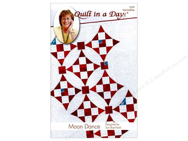 Quilt In A Day Moon Dance Pattern
