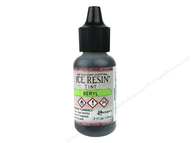 Ranger ICE Resin Tint 1/2 oz. Beryl