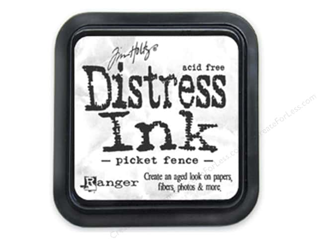 Tim Holtz Distress Ink Pad by Ranger Picket Fence