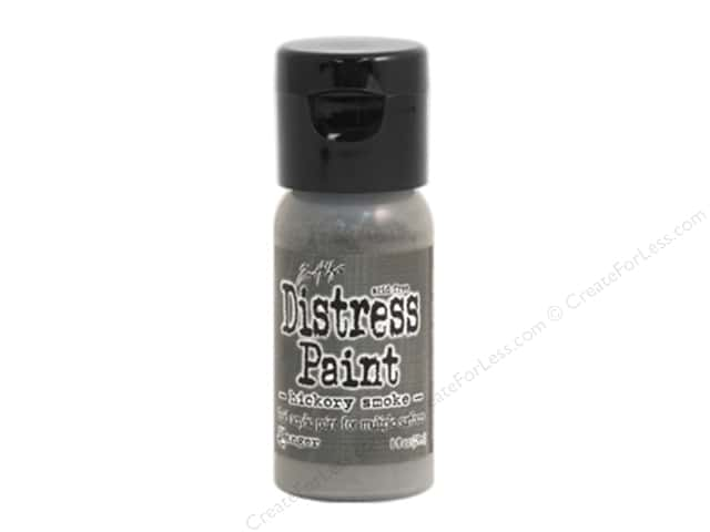 Ranger Tim Holtz Distress Paint 1 oz. Hickory Smoke