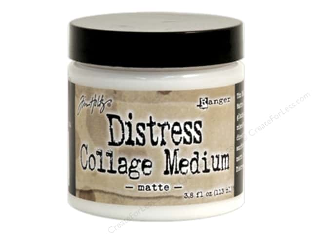 Ranger Tim Holtz Distress Collage Medium 3.8 oz. Matte