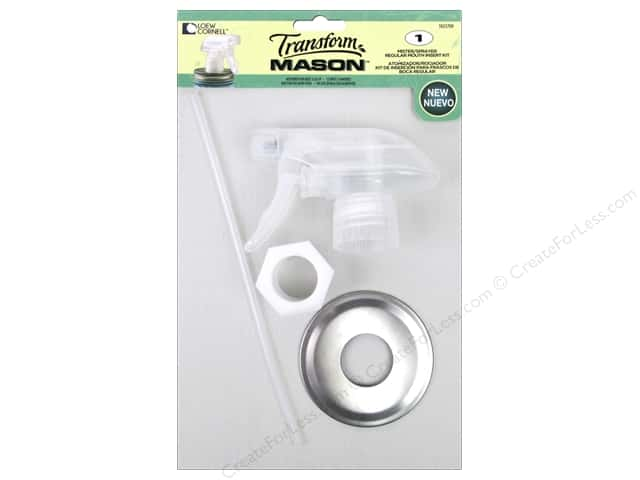 Loew Cornell Transform Mason Mister/Sprayer Insert Kit