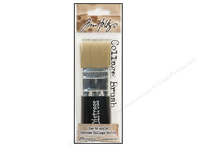 Tim Holtz Distress Collage Brush by Ranger 1 1/4 in.
