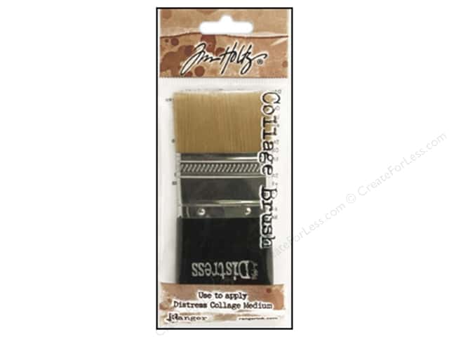 Tim Holtz Distress Collage Brush by Ranger 1 3/4 in.