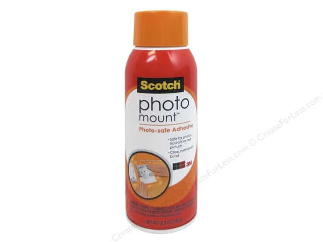 Scotch Adhesive Photo Mount 10.3oz