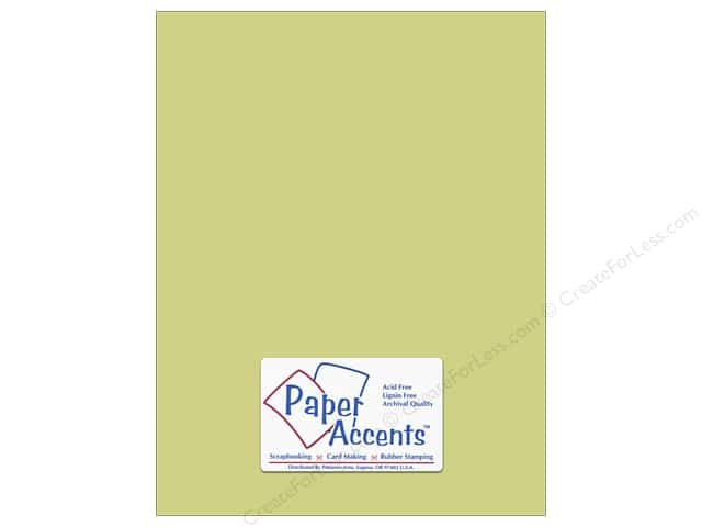 Paper Accents Cardstock 8 1/2 x 11 in. #8025 Muslin River Reed (25 sheets)