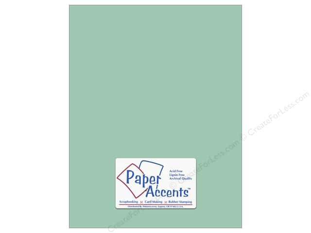 Cardstock 8 1/2 x 11 in. #8030 Muslin Whirlpool by Paper Accents (25 sheets)