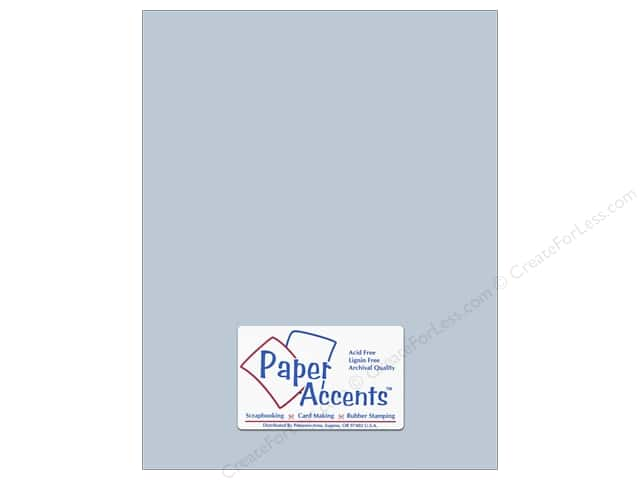 Cardstock 8 1/2 x 11 in. #8038 Muslin Summer Rain by Paper Accents (25 sheets)