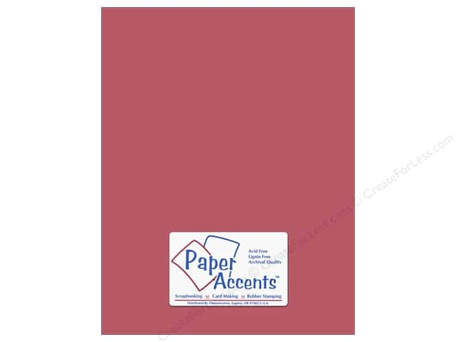 Paper Accents Cardstock 8 1/2 x 11 in. #8060 Muslin Brocade (25 sheets)