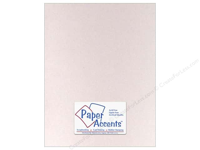 Paper Accents Cardstock 8 1/2 x 11 in. #121 Smooth Gray (25 sheets)