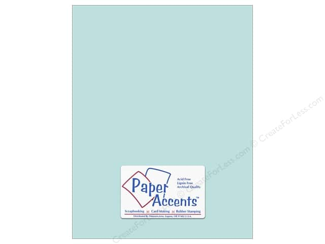 Cardstock 8 1/2 x 11 in. #8033 Muslin Tropical Essence by Paper Accents (25 sheets)