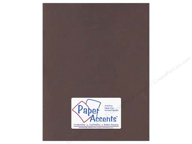 Cardstock 8 1/2 x 11 in. #93 Smooth Bon Bon by Paper Accents (25 sheets)