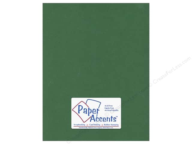 Cardstock 8 1/2 x 11 in. #94 Smooth Jackpot by Paper Accents (25 sheets)