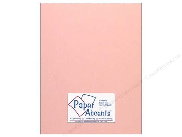 Paper Accents Pearlized Paper 8 1/2 x 11 in. #870 Primrose (25 sheets)