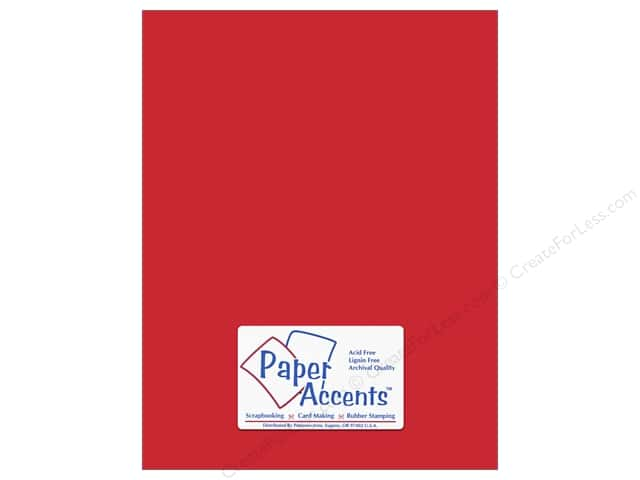 Cardstock 8 1/2 x 11 in. #8004 Muslin Macintosh by Paper Accents (25 sheets)
