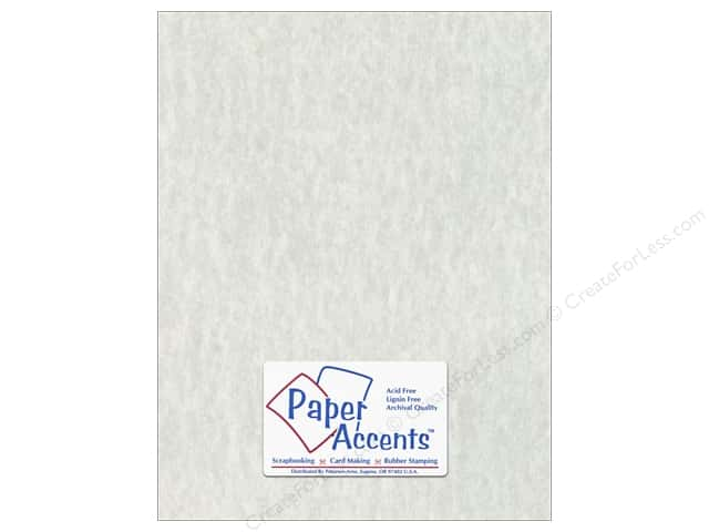 Paper Accents Cardstock 8 1/2 x 11 in. #204 Parchment Grey (25 sheets)