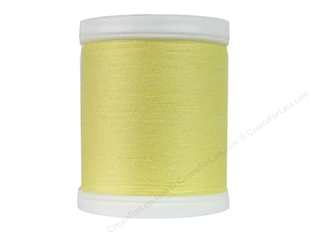 Coats & Clark Dual Duty XP All Purpose Thread 125 yd. #7330 Yellow