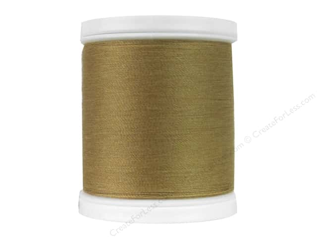 Coats & Clark Dual Duty XP All Purpose Thread 125 yd. #8140 Golden Tan