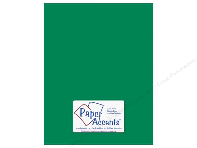 Paper Accents Cardstock 8 1/2 x11 in. #148 Smooth Green Grass (250 sheets)