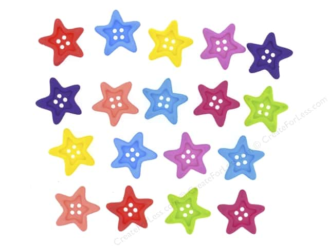 Jesse James Dress It Up Embellishments Shooting Stars
