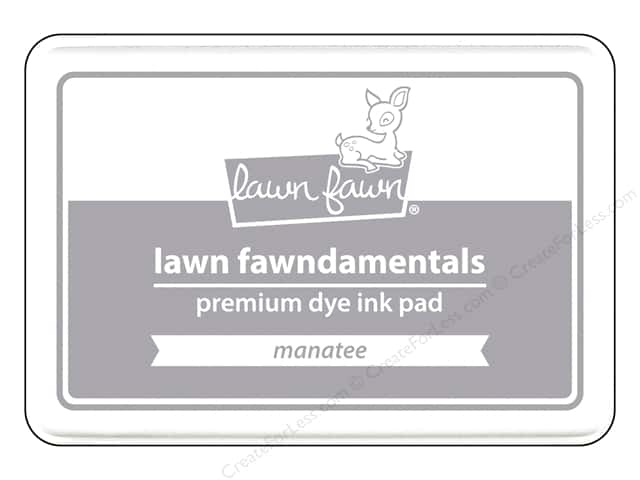 Lawn Fawn Ink Pad Manatee