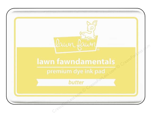 Lawn Fawn Ink Pad Butter