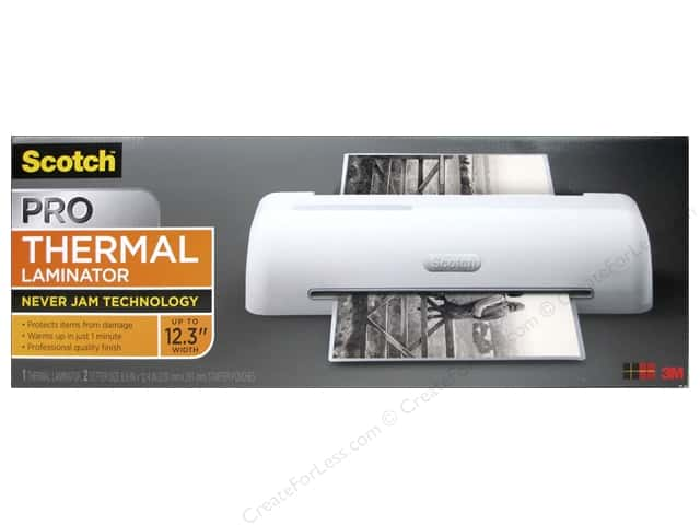 Scotch Thermal Laminator Pro 12""