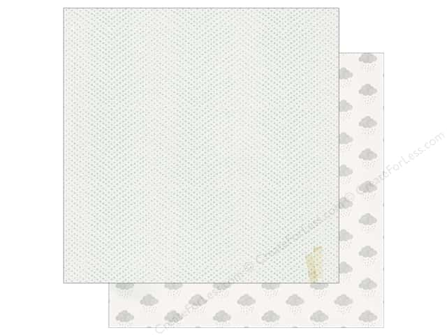 Crate Paper 12 x 12 in. Paper Little You Cuddle (25 sheets)